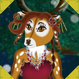 Anthro Reindeer Maker