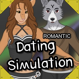 dating game anthro feline wolf genre: simulation