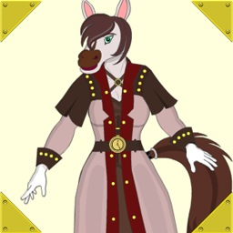 steampunk anthro pony maker